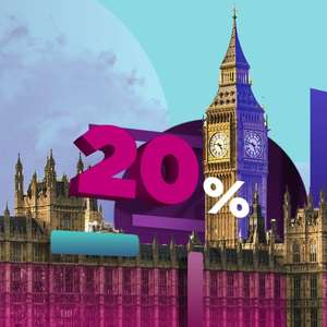 Wizz Air 20% off ALL routes and ALL dates from their Luton Hub (Book by 11pm Sunday)