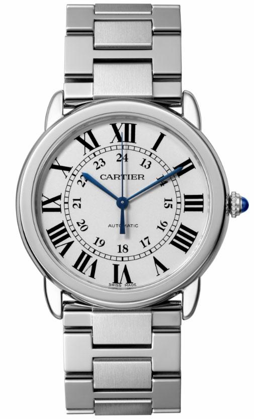 Ronde Solo de Cartier Automatic watch £2,290 delivered @ Banks Lyon