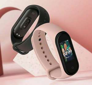 Xiaomi Mi Band 4 Fitness Tracker - £18.05 / £14.95 With Code (New Users) @ RTDC Store / Aliexpress