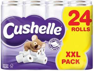 Cushelle 24 pack XXL - £8.75 @ Lidl (Leicester)