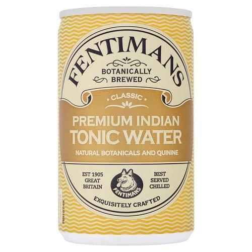 5 x 150ml Fentimans 'Premium' Indian Tonic Water - £1 @ Heron Foods Abbey Hulton