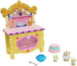 Disney Princess Belle Table Top Kitchen Playset with Accessories - £8.99 delivered @ Argos / eBay