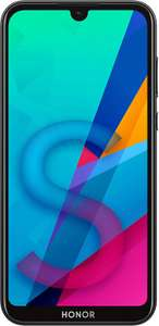 Honor 8S Dual SIM, 32GB storage, 13MP AI Rear Camera, 5.71 Inch Full View Display, Android 9.0, UK Official Device - Black - £79.99 @ Amazon