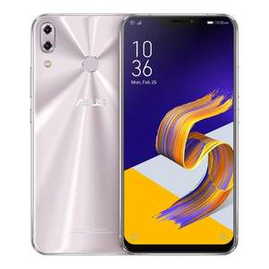 Asus Zenfone 5 ZE620KL 64GB 12MP Smartphone Android Meteor Silver Unlocked at Ebay/xsitems_ltd for £134.99