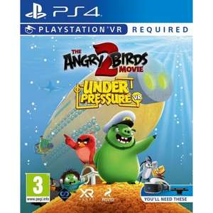 The Angry Birds Movie 2: Under Pressure VR PS4 £10.95 delivered at The Game Collection