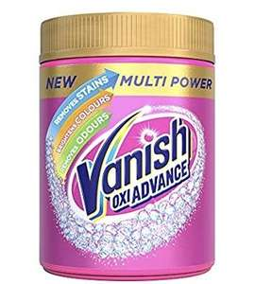 Vanish Gold Fabric Stain Remover Oxi Action Powder - 1.41kg £4.89 at Amazon Prime (+£4.49 non Prime)