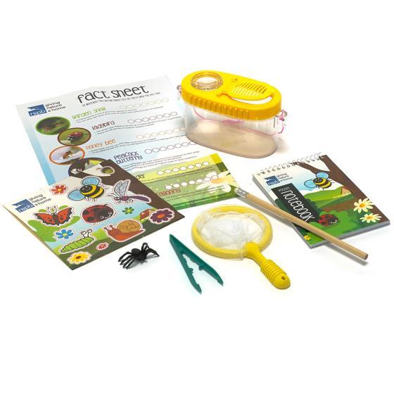 RSPB Minibeast explorer kit at RSPB Shop for £2.99 delivered