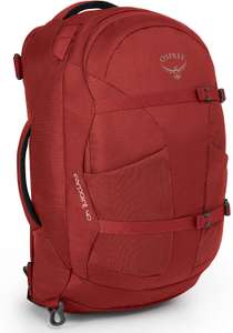 Osprey Farpoint 40 Rucksack - Jasper Red (S/M) £59.82 at Amazon