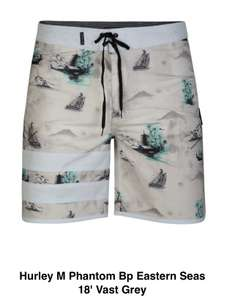 Hurley M Phantom Eastern Seas and others at £7.99 instore at TK MAXX Great Yarmouth