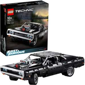 Lego technic fast and furious Dom's Dodge Charger 42111 £67.18 instore @ Costco Sheffield