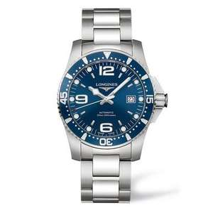 Longines HydroConquest Automatic Men's Watch £760 @ AMJ Watches