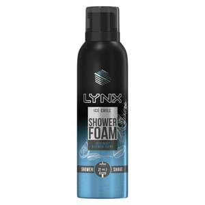 Lynx shower foam 200ml 99p instore @ Home Bargains Birchfields
