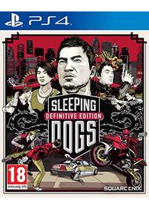 Sleeping Dogs Definitive Edition (PS4) - £12.85 @ Base.com