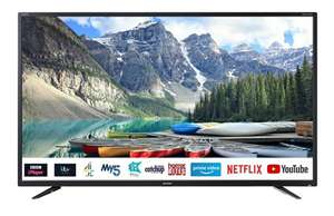 "Sharp 40BJ2K 40"" UHD 4K smart television with free Google Nest Mini for £279 delivered @ Box"