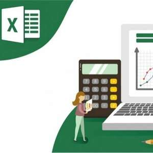 Microsoft Excel - Learn MS EXCEL For DATA Analysis - Free with code @ Udemy