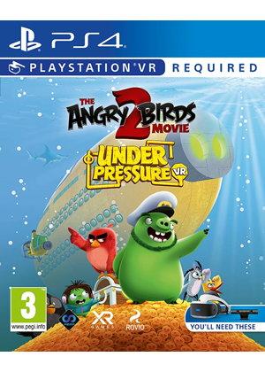 The Angry Birds Movie 2: Under Pressure VR (PS4 / PSVR) - £9.85 delivered @ Base