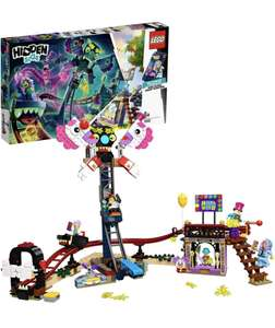LEGO 70432 Hidden Side Haunted Fairground £35.99 delivered at Amazon UK
