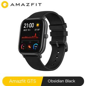 Huami Amazfit GTS Global Version Smart Watch £90.74 Delivered using code (EU Shipping) @ AliExpress Deals / amazfit Official Store