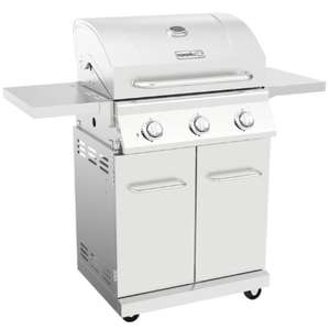 Nexgrill 3 Burner Stainless Steel Gas Barbecue + Cover - £249.99 Delivered @ Costco