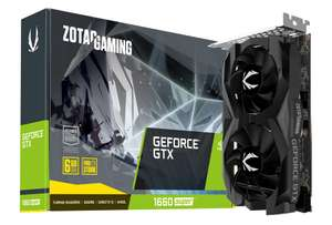 Zotac GeForce GTX 1660 Super Twin Fan 6GB Gaming Graphics Card - £198.08 Delivered (£192 with fee free card) @ Amazon Spain