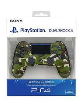 Playstation 4 DualShock 4 Wireless Controller V2 - £44.99 C&C @ Very
