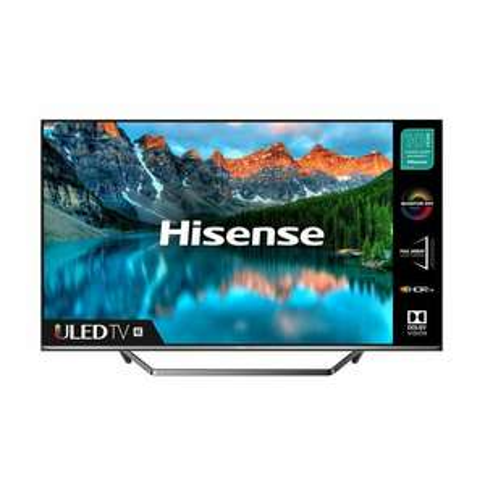 "Hisense 65U7QFTUK 65"" 4K UHD HDR Smart ULED, Freeview Play, 6 yr warranty, 10 free movies £1499 @ Richer Sounds (+£500 Hisense cashback)"