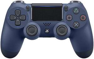 DualShock 4 Controller - Midnight Blue - £41.53 Delivered @ Amazon