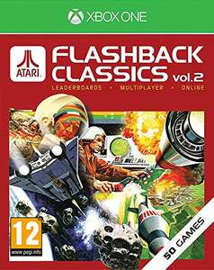 Atari Flashback Classics Collection Vol.2 (Xbox One) £6.86 / (PS4) £8.77 (Prime) @ Sold by Game Trade UK & Fulfilled by Amazon (+£2.99 NP)