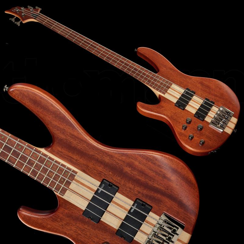 Left Handed - ESP LTD D-4 Electric Bass Guitar £366 Delivered @ Thomann