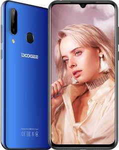 DOOGEE N20 (6.3inch FHD+, 16MP Triple Camera, 64GB, 4GB, MT6763 Octa Core, 4350mAh) - £57.75 (£53.82 with code) - AlixExpress/DoogeeOfficial