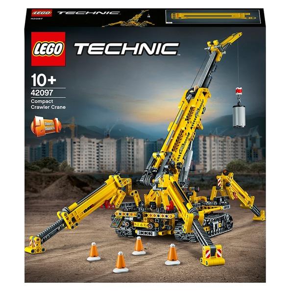 Lego Compact Crawler Crane 42097 £55 in Lego Store (Watford)