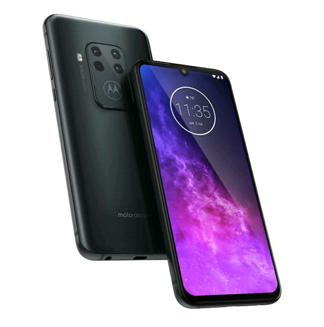 "Motorola one Zoom 16.3 cm (6.4"") 4 GB 128 GB Dual SIM 4G USB Type-C Gray Android 9.0 4000 mAh Smartphone - £278 Delivered @ Alternate"