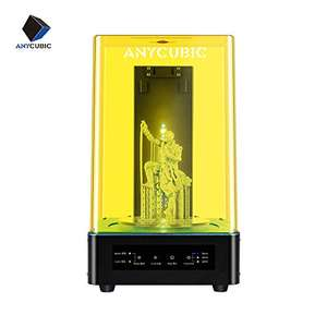 ANYCUBIC Wash & Cure Dryer UV LED Curing with Washing Function Suitable for 405nm/356nm LCD/DLP 3D Printer £179.99 @ ANYCUBIC Store FBA