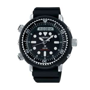 Seiko Prospex Arnie SNJ025P1 + PADI version divers watch - £357 delivered with code @ Chisholm Hunter