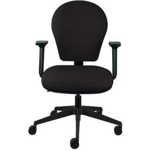 Energi-24 Posture Task Office Operators Chair Black £119.99 @ Viking