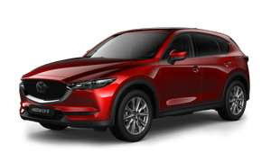 Mazda CX-5 only £219.35 / 24 month, deposit £6,250.00 & 0% APR - Optional final payment £13,936.50 at Perrys