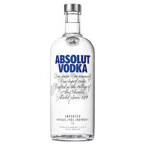 Absolut Vodka Original, 1L £20 @ Amazon