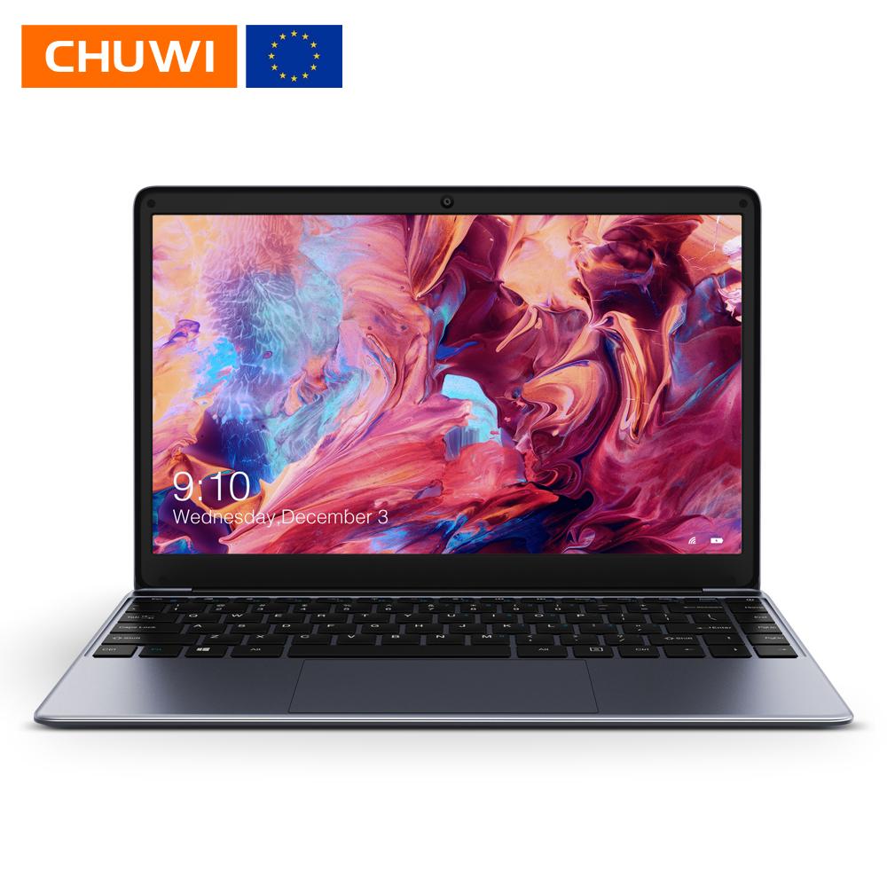 CHUWI HeroBook Notebook 14.1 Inch Intel Quad Core 4GB / 64GB - Windows 10 £159.40 using code (EU Shipping) @ AliExpress Deals / CHUWI Spain