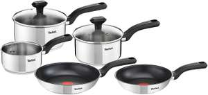 Tefal 5 Piece, Comfort Max, Stainless Steel, Pots and Pans, Induction Set - £51.99 @ Amazon