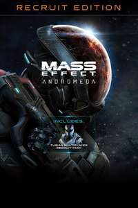 Mass Effect: Andromeda – Standard Recruit Edition - for £5.39 @ Microsoft Store