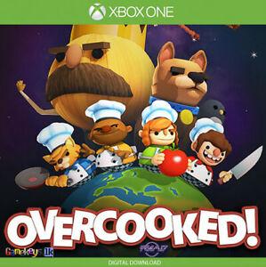 Overcooked [Xbox One] £2.22 @ Xbox Store Hungary