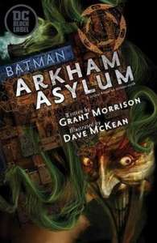 Absolute Batman: Arkham Asylum hardcover slipcase 30th Anniversary Edition £29.62 @ Books Etc