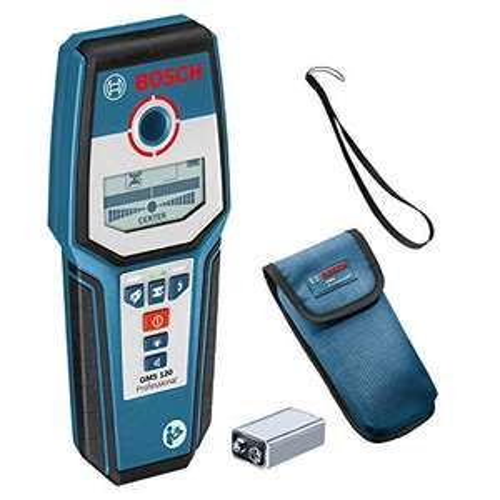 Bosch Professional Multi Scanner (Stud/Wire Finder) GMS 120 £68 @ Amazon