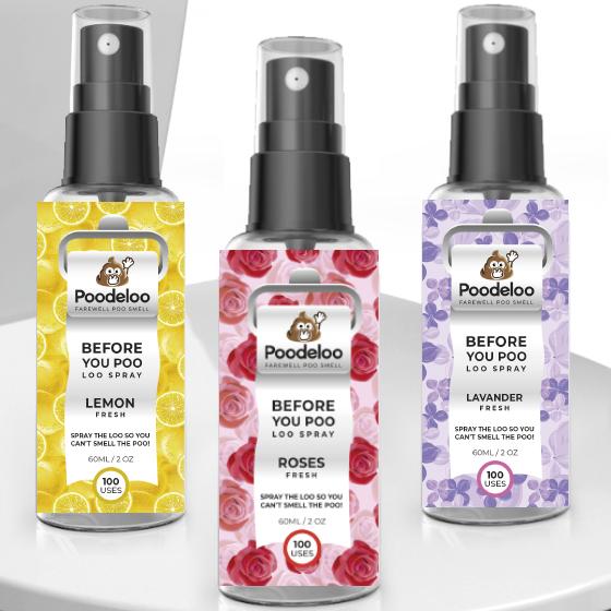 Poodeloo Before You Poo Spray - Home Bargains (Killingworth) - 89p