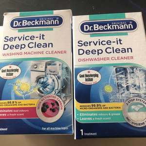 Dr Beckmann Service-it cleaners all 25p at Aldi (Clydebank)