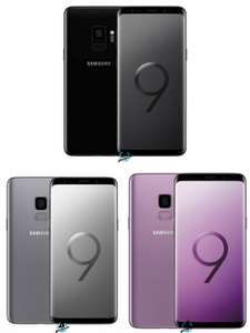 Samsung Galaxy S9 Good Condition - 64GB Purple/Blue/Black Dual Sim £189.99 / Grey 256GB Dual Sim £249.99 @ 4Gadgets