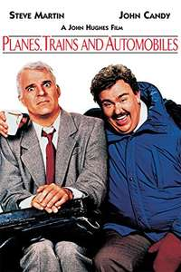 Planes, Trains and Automobiles Movie to own £3.99 HD @ Amazon Prime video