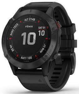 Garmin Fenix 6 Pro - £483.66 delivered with code + next day delivery @ W Hamond
