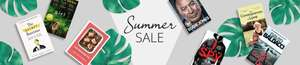 An extra 10% off ALL summer sale items @wordery (Use code: SALEJUN10)