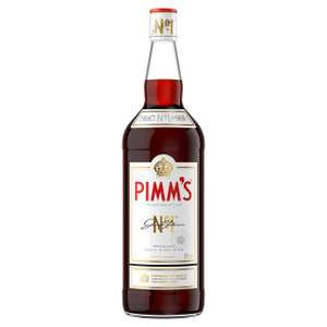 Pimm's No.1 1L - £9.99 @ Morrisons (InStore and Online)
